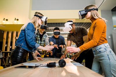 Aprendizaje Inmersivo: La nueva realidad