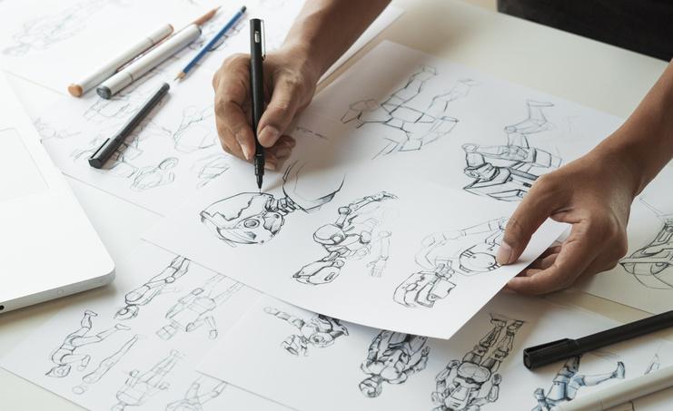 5 formas de utilizar ilustraciones en tu estrategia de marketing