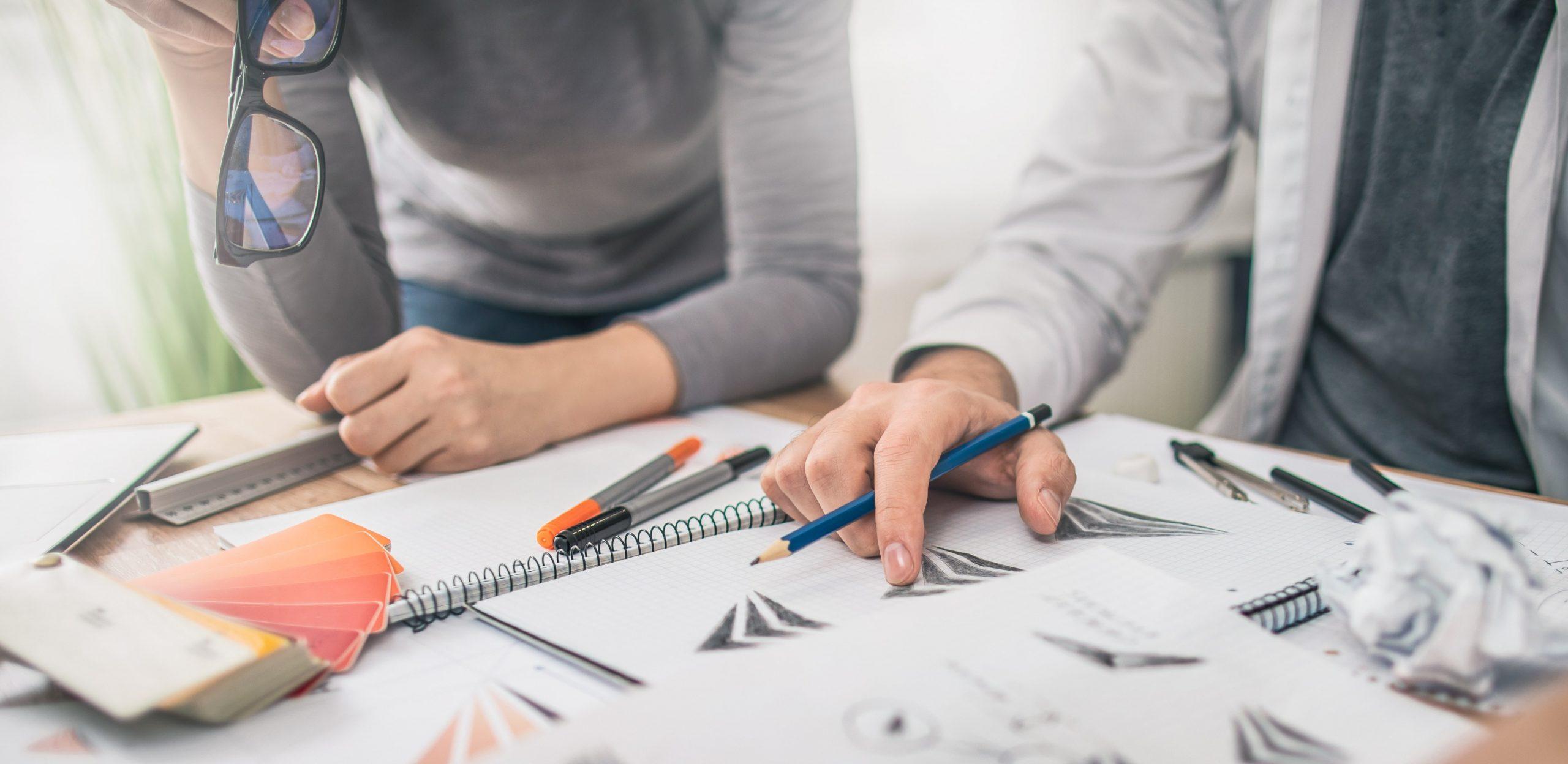 3 trabajos creativos innovadores para empresas